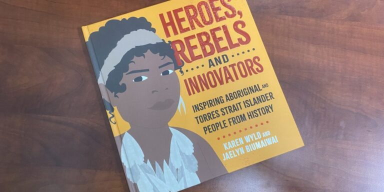 Karen Wyld: Telling the stories of our heroes